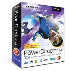 CyberLink PowerDirector 14 Ultimate Download Version