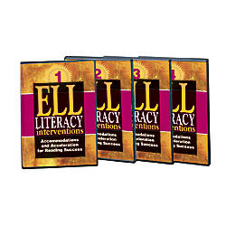 The Master Teacher ELL Literacy Interventions