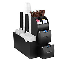 Mind Reader Coffee Condiment Organizer