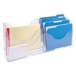 Innovative Storage Designs 6 Pocket File