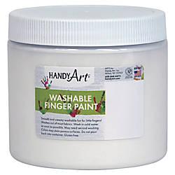 Handy Art Washable Finger Paint 16