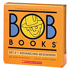 Scholastic Advancing Beginners Box Set 2