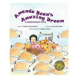 Scholastic Amanda Beans Amazing Dream