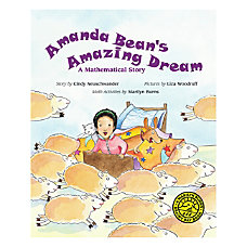 Scholastic Amanda Beans Amazing Dream