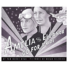 Scholastic Amelia And Eleanor Go For