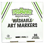 Prang Washable Classpack Markers Assorted Colors