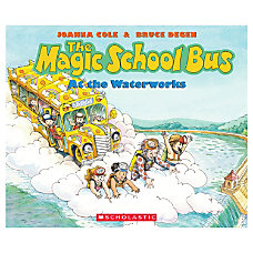 Scholastic The Magic School Bus At