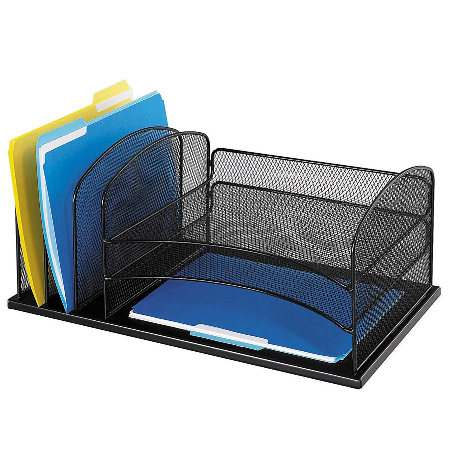 Image Gallery Tray Organizer