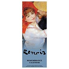 Retrospect Boxed Remembrance Calendar 12 14