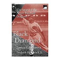 Scholastic Black Diamond The Story Of
