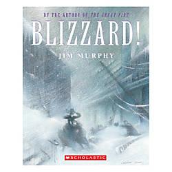 Scholastic Blizzard