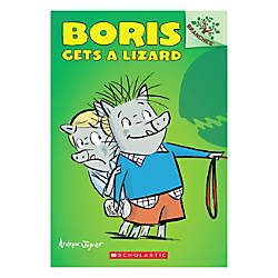 Scholastic Boris Gets A Lizard