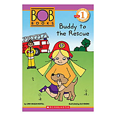 Scholastic Readers Bob Books Buddy To
