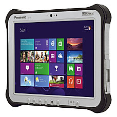 Panasonic Toughpad FZ G1J0011CM Tablet PC
