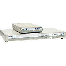 Multi Tech MultiVoIP MVP810 8 Port