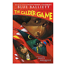Scholastic The Calder Game
