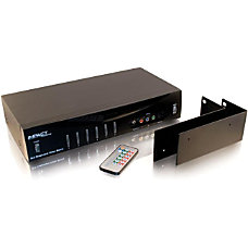 C2G 6x2 Component Video Stereo Audio