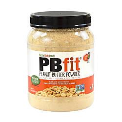 BetterBodyFoods PB Fit Peanut Butter Powder