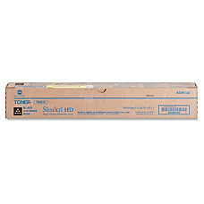 Konica Minolta Original Toner Cartridge Black