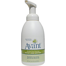 Avant Alcohol Free Foaming Instant Hand