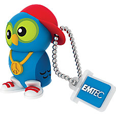 EMTEC DJ Owl USB 20 Flash