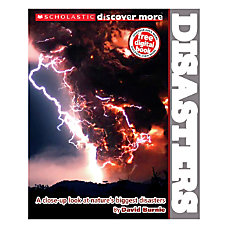 Scholastic Discover More Expert Reader Disasters