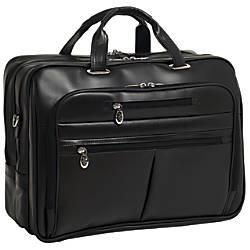 McKleinUSA ROCKFORD McKlein Briefcase Black