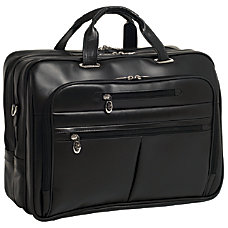 McKleinUSA Rockford Briefcase Black