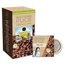 Wolfgang Puck Rodeo Drive Blend Coffee
