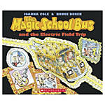 Scholastic The Magic School Bus And