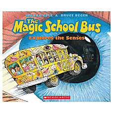 Scholastic The Magic School Bus Explores