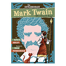 Scholastic Extraordinary Mark Twain According To