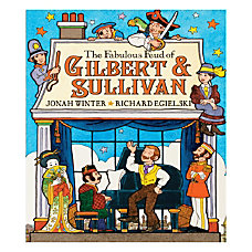 Scholastic The Fabulous Feud Of Gilbert