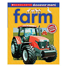 Scholastic Discover More Emergent Reader Farm