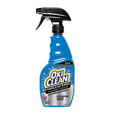 OxiClean Stainless Steel Cleaner And Polish