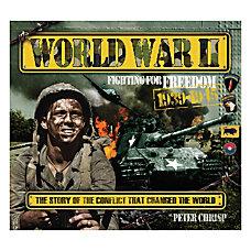 Scholastic World War II Fighting For