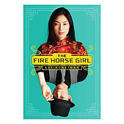 Scholastic The Fire Horse Girl
