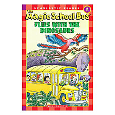 Scholastic The Magic School Bus Flies