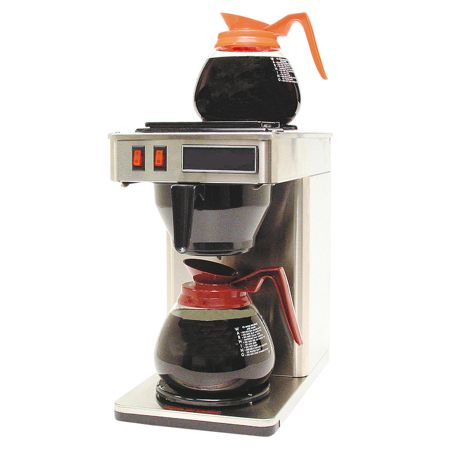 CoffeePro 2 Burner Commercial Pour Over Brewer by Office Depot & OfficeMax