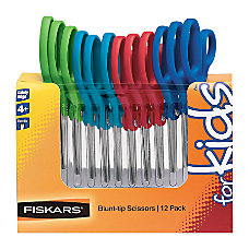 Fiskars Scissors For Kids Grades PreK