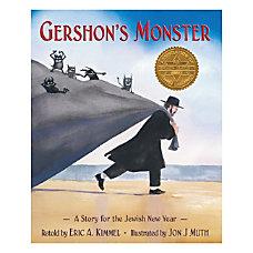 Scholastic Gershons Monster