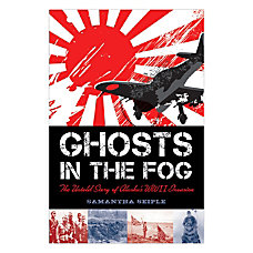 Scholastic Ghosts In The Fog The