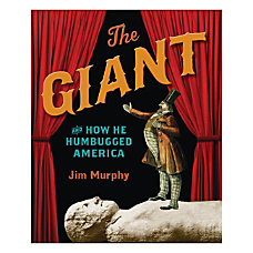 Scholastic The Giant And How He