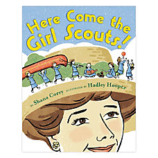Scholastic Here Come The Girl Scouts