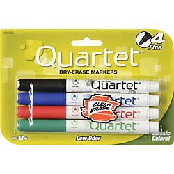 Quartet Dry Erase Markers Fine Point