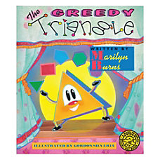 Scholastic The Greedy Triangle