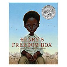Scholastic Henrys Freedom Box