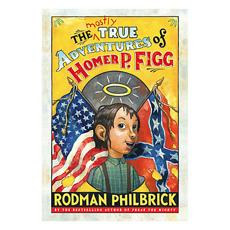 Scholastic the mostly true adventures of homer p figg by for Homer p figg