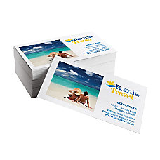Value Business Cards 2 x 3