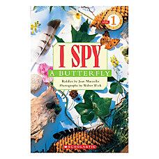 Scholastic I Spy A Butterfly